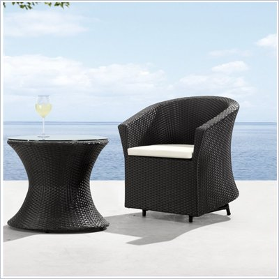 Zuo Horseshoe Bay Chair