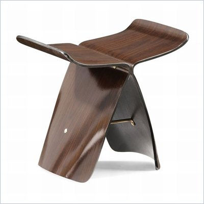 Zuo Mace Stool in Wenge