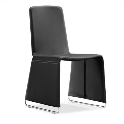 Zuo Nova Dining Chair in Black