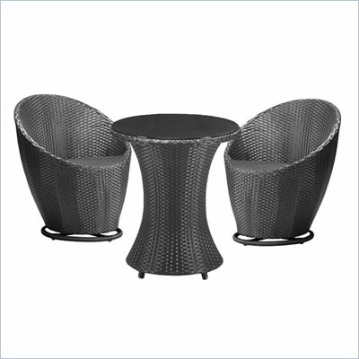 Zuo Cabo Outdoor Table and Chair Set