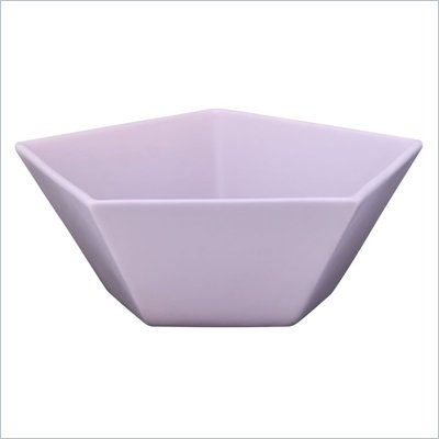 Zuo Pentagon Bowl in Purple