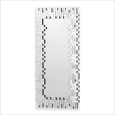 Zuo Shard  Mirror in Clear