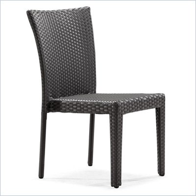 Zuo Stackable Arica Chair 