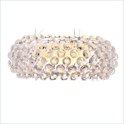 Zuo Stellar Ceiling Lamp in Clear
