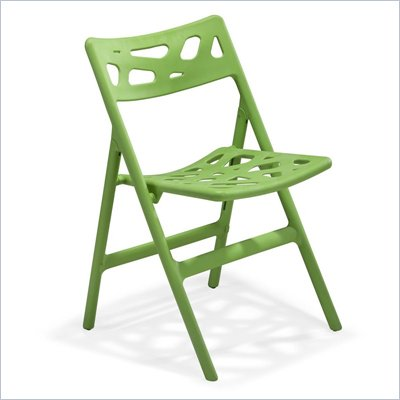 Zuo Sweets Folding Chair Green