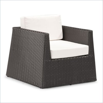 Zuo Tulum Weave Armchair