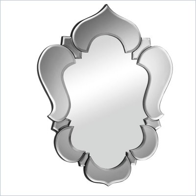 Zuo Vishnu Mirror in Gray