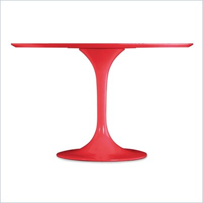 Zuo Wilco Dining Table in Red 