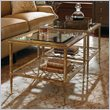 ADD TO YOUR SET: Lexington St.Tropez Sanremo Bunching Cocktail Table in Gold Finish