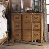 Lexington Twilight Bay Caroline Nightstand in Chestnut