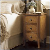 Lexington Twilight Bay Harper Nightstand in Chestnut
