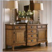 Lexington Twilight Bay Kendall Buffet in Chestnut