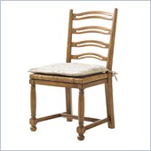 Lexington Twilight Bay Side Chair in Chestnut