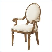 Lexington Twilight Bay Byerly Arm Chair in Chestnut