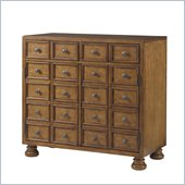 Lexington Twilight Bay Halsey Bunching Chest in Chestnut