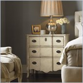 Lexington Twilight Bay Caroline Nightstand in Antique Linen