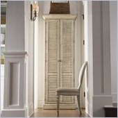 Lexington Twilight Bay Hartley Cabinet in Antique Linen
