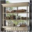 ADD TO YOUR SET: Lexington Twilight Bay Merideth Hutch in Antique Linen