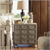 Lexington Twilight Bay Brandon Night Chest in Driftwood