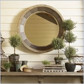 Lexington Twilight Bay Juliette Mirror in Driftwood