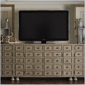 Lexington Twilight Bay Andrews TV Stand in Driftwood