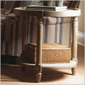 Lexington Twilight Bay Phoebe Lamp Table in Driftwood