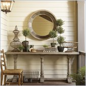 Lexington Twilight Bay Veronica Console Table in Driftwood