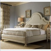 Lexington Twilight Bay Margaux California King Upholstered Bed in Parchment