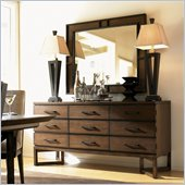 Lexington 11 South Ovation Sideboard in Chestnut Brown