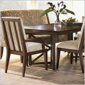 Lexington 11 South Serenity Innova Arm Chair in Chestnut Brown - Assembly Required