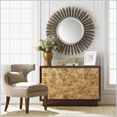 Lexington Mirage Garland Dresser in Cashmere Finish