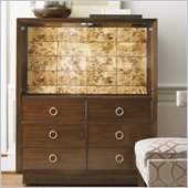 Lexington Mirage Brando Gentlemans Chest in Cashmere Finish