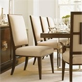 Lexington Mirage Leigh Side Chair in Cashmere Finish - Ships Assembled