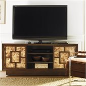 Lexington Mirage Allyson Entertainment Console in Cashmere Finish