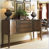 Lexington Quail Hollow Liberty Sideboard in Wellington Finish