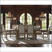 Lexington Images of Courtrai Bruges Rectangular Dining Table