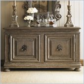 Lexington La Tourelle Marseille Buffet in Aged Mocha Brown