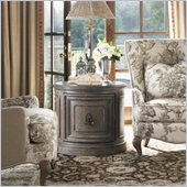 Lexington La Tourelle Jardin Storage Table in Aged Mocha Brown