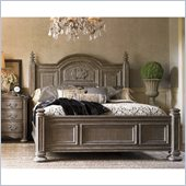 Lexington La Tourelle Bed in Aged Mocha Brown