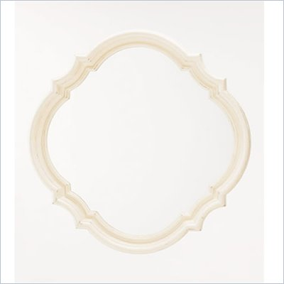 Lexington Long Cove Compass Mirror in Shell