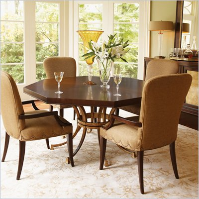 Lexington St.Tropez Regis Octagonal Dining Table in