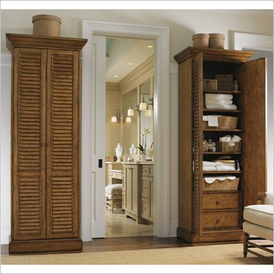 Lexington Twilight Bay Hartley Cabinet in Chestnut
