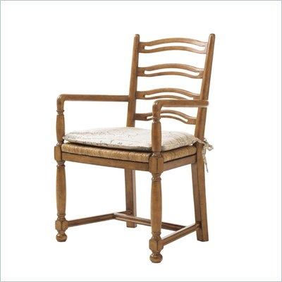 Lexington Twilight Bay Arm Chair in Chestnut