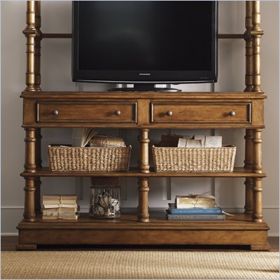 Lexington Twilight Bay Merideth Console in Chestnut