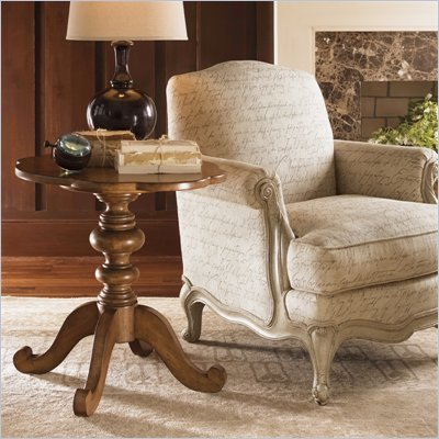 Lexington Twilight Bay Keaton End Table in Chestnut