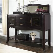 Somerton Signature Buffet Side Server in Mocha
