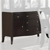 Somerton Signature Transitional Buffet in Mocha