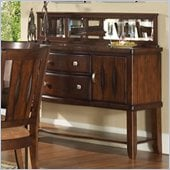 Somerton Rhythm Side Server Buffet in Burnished Rum Finish