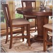 ADD TO YOUR SET: Somerton Runway Contemporary Bar Stool in Warm Brown
