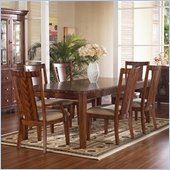 Somerton Runway Contemporary 9 Piece Dining Set